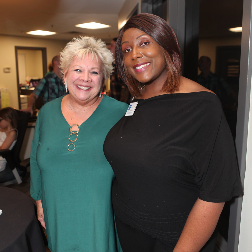 June Gardner & Roszena McRae