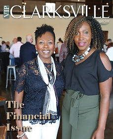 vip clarkville magazine financial issue.