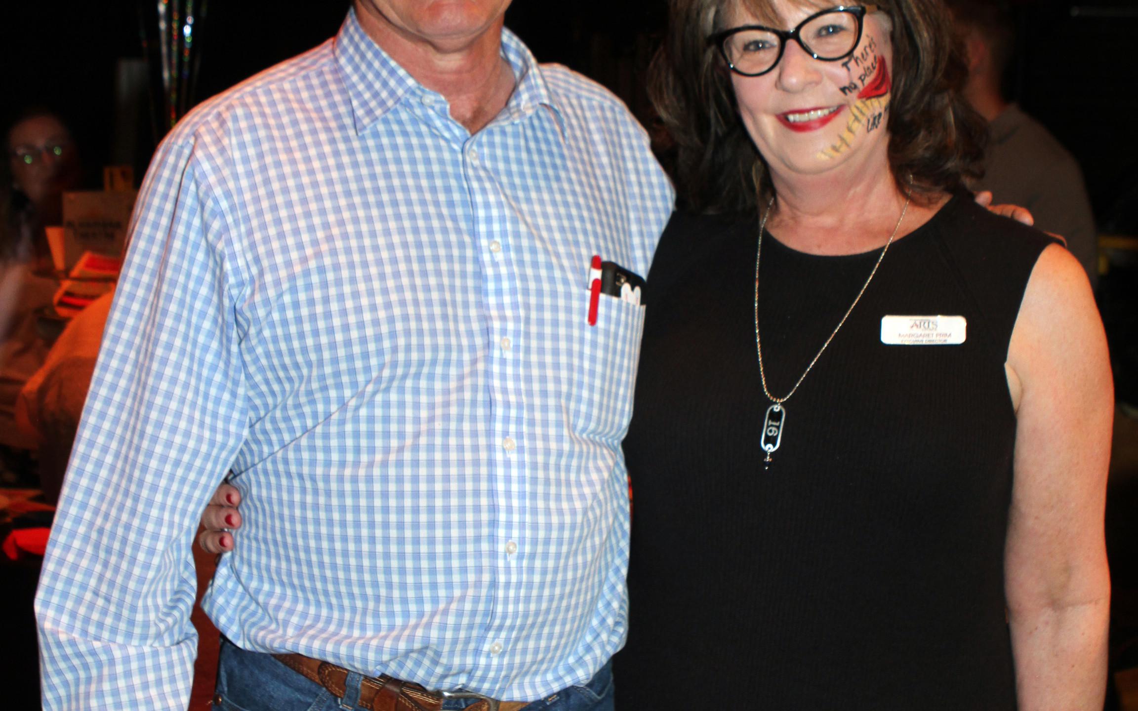 Mark Cansler, Margaret Prim