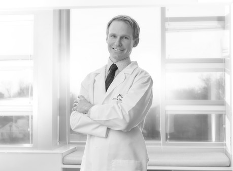 Meet Dr. Tanner Parrent | Jennie Stuart Dermatology