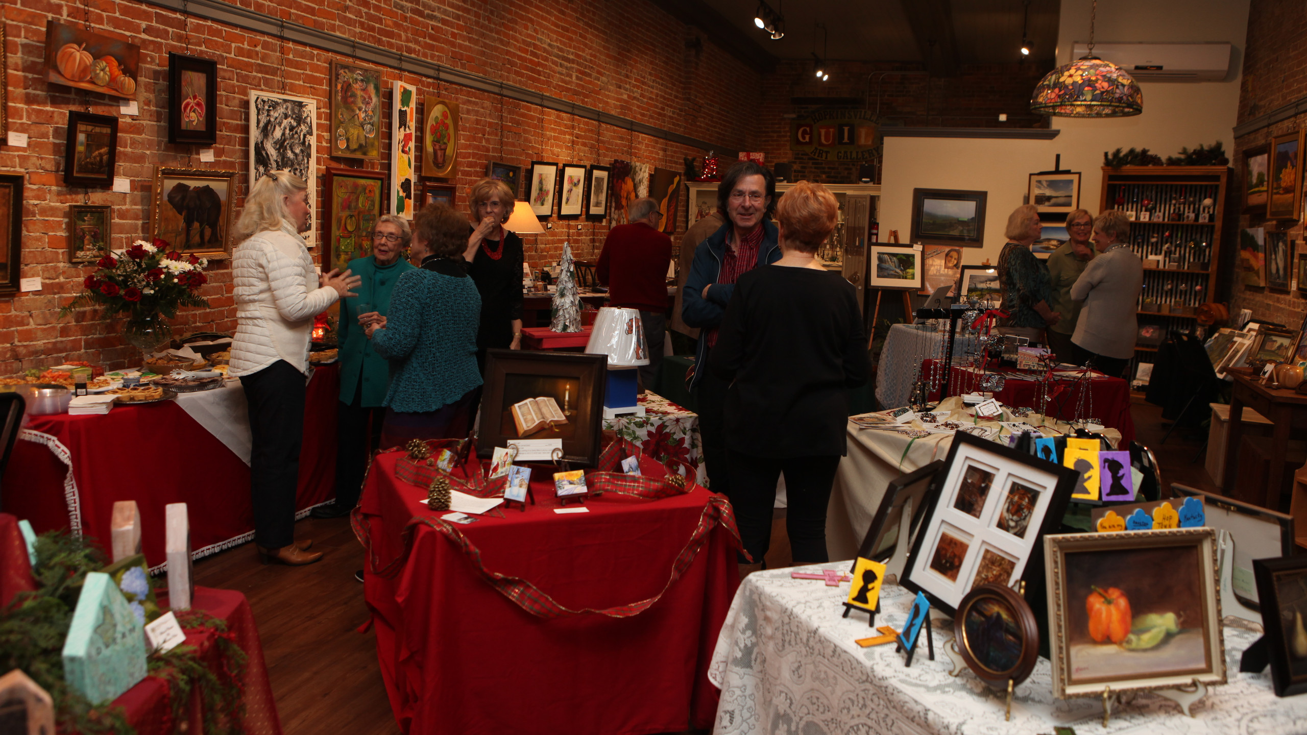 Hopkinsville Art Guild Christmas Bazaar