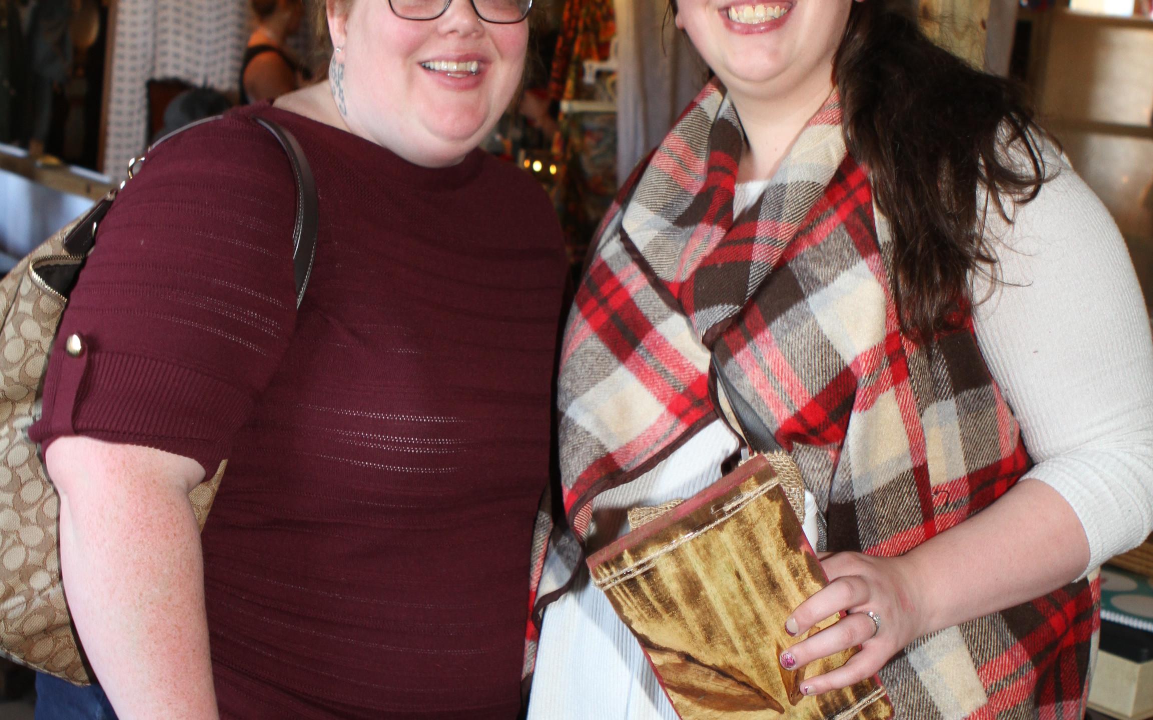 Amanda & Erin Dalrymple