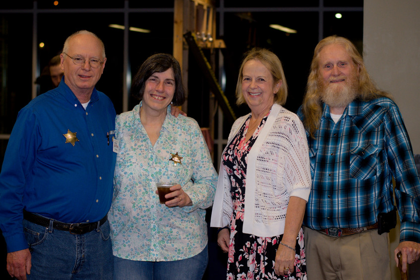 Tim and Mary Winters, Mike and Kathy Vogt