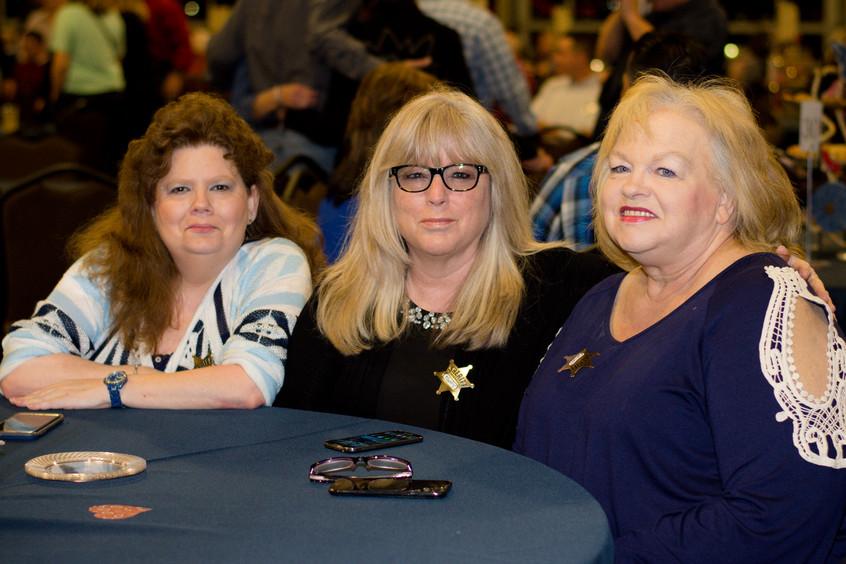 Debbie, Marti, and Margaret