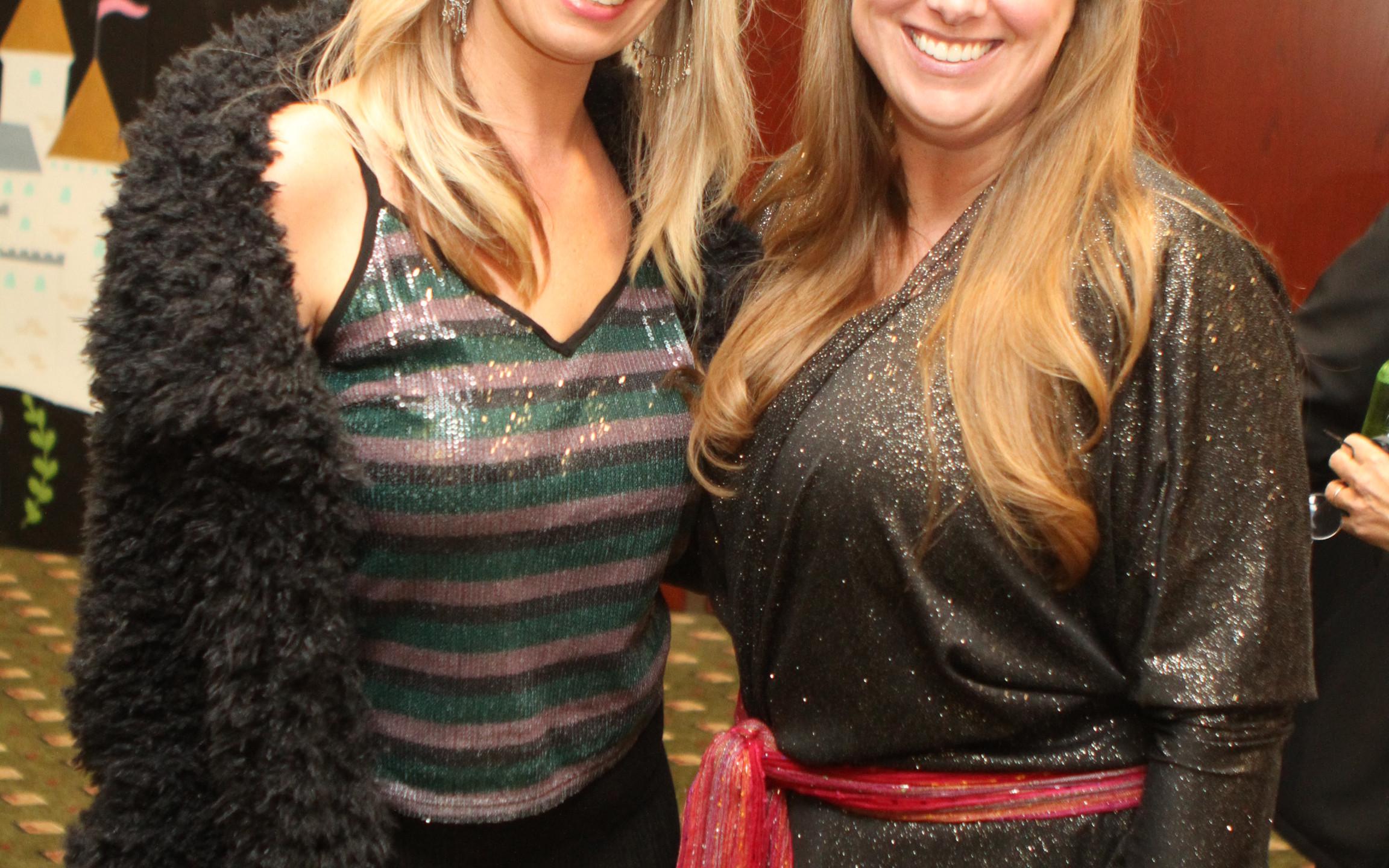 Heather Crocker, Rachel Pestall