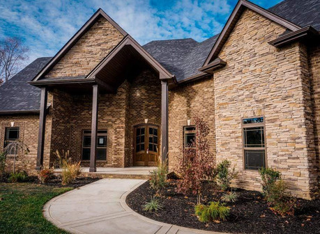 A Heart at Home: Featuring Reda Home Builders