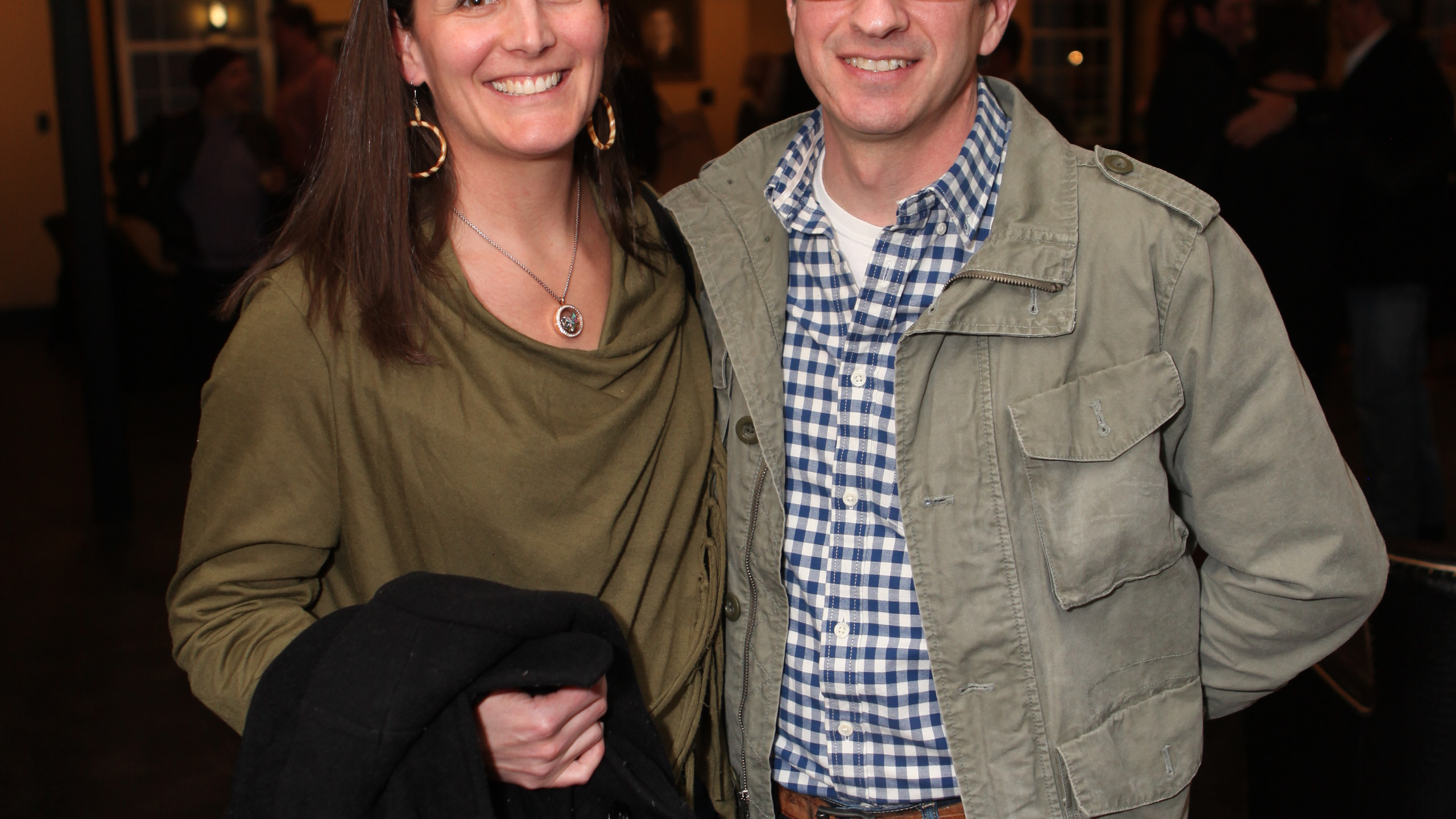 Brooke & Peter Ancil
