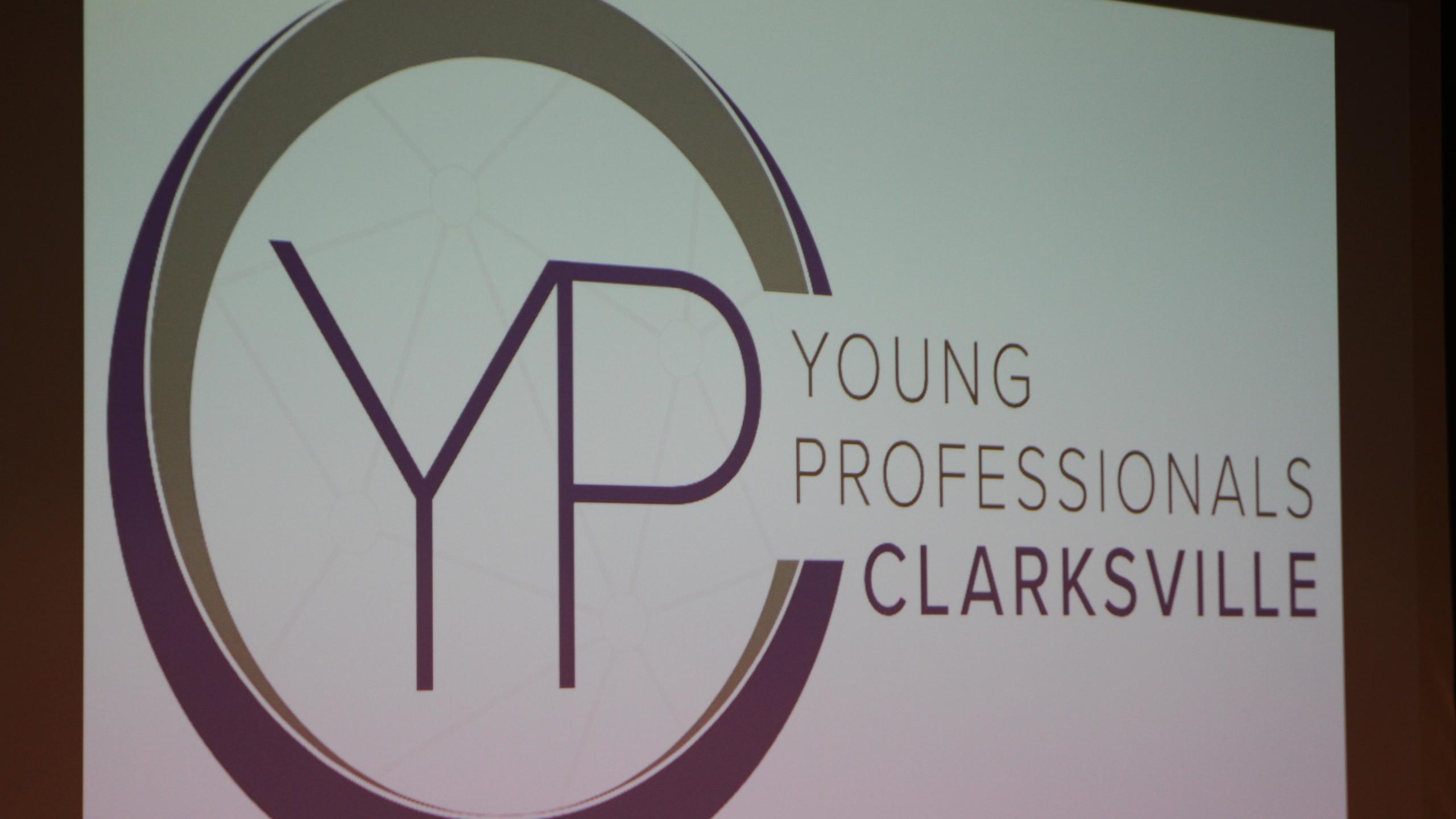 J.C. Matthews unveiled CYP's new logo