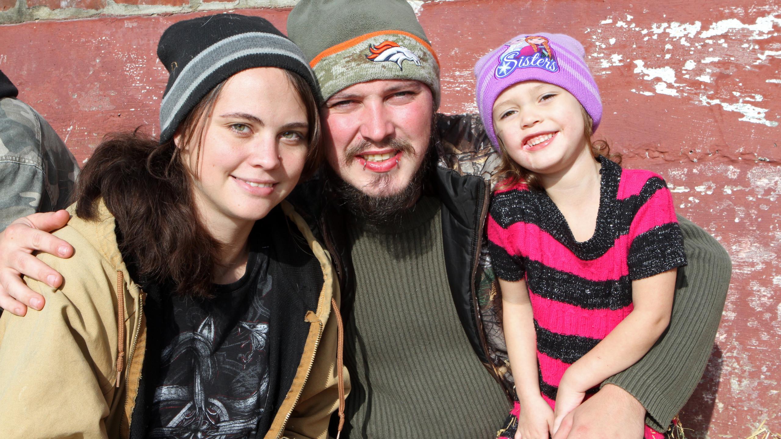 Jessica, Terry & Amanda Abbitt
