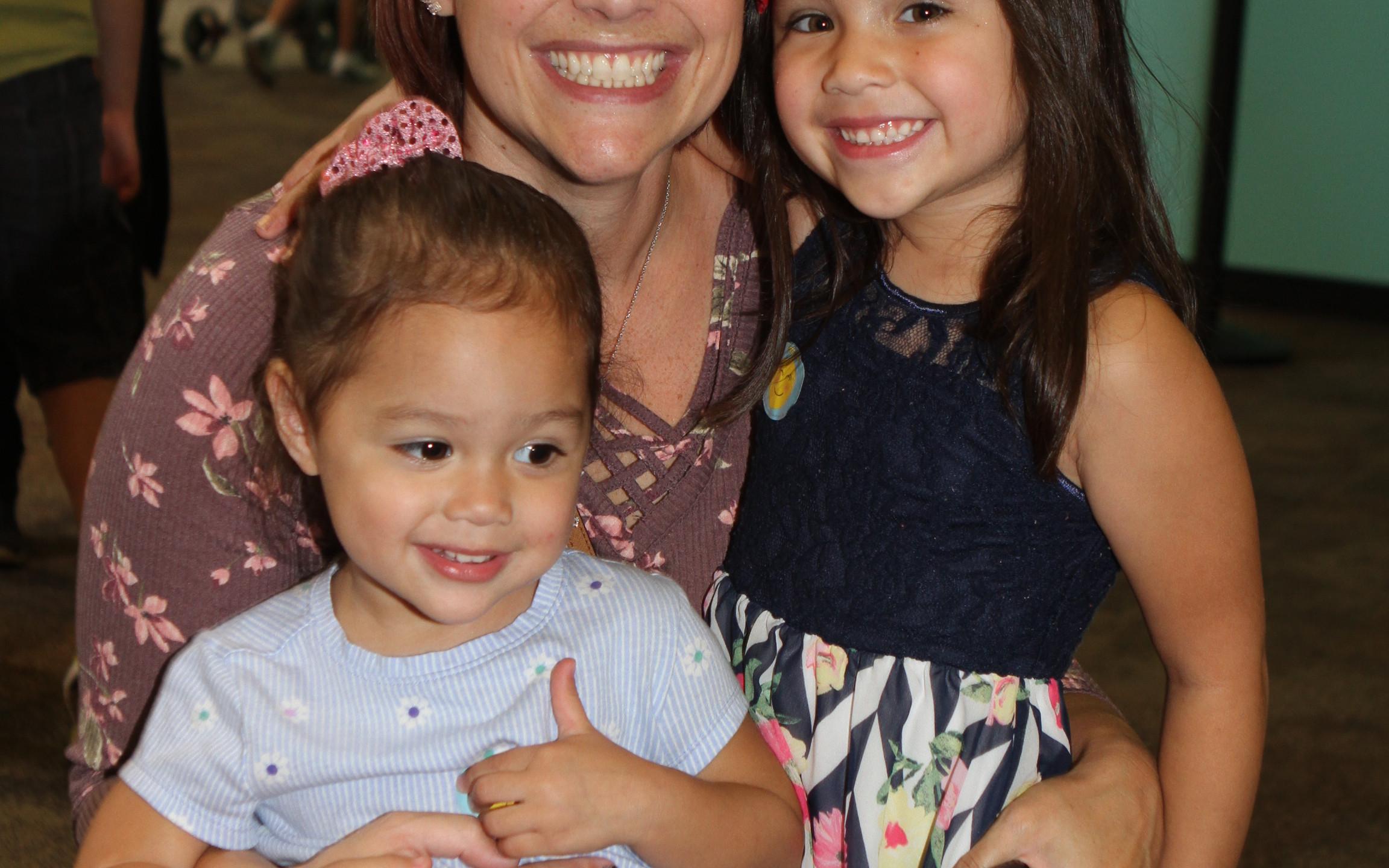 Ashley, Malee & Kaydence Cenizal