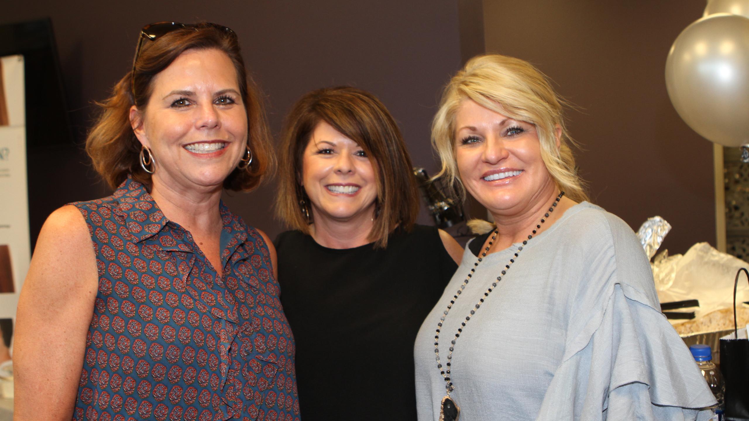 Cheryl Crowley, Amelia Magette, Shanna M