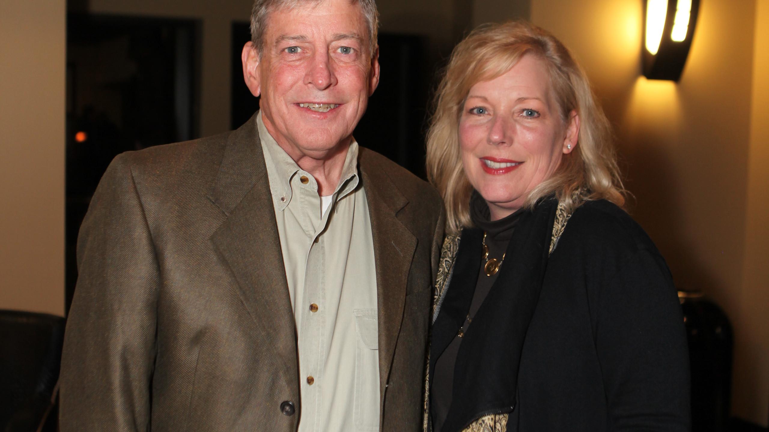 Bob & Kathryn Ison