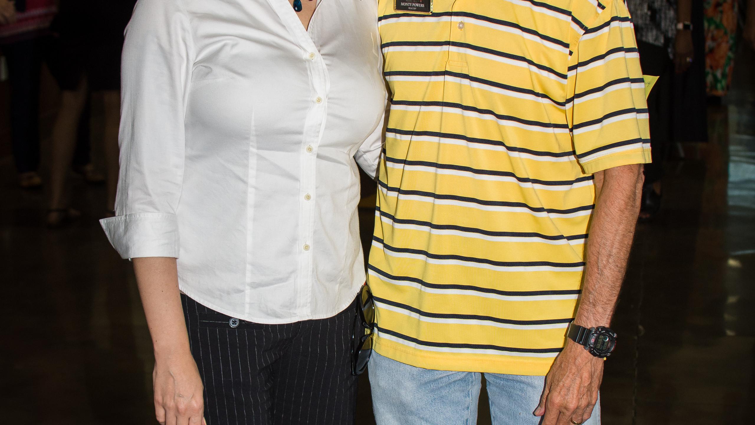 Gazelle Westermeyer and Monty Owens