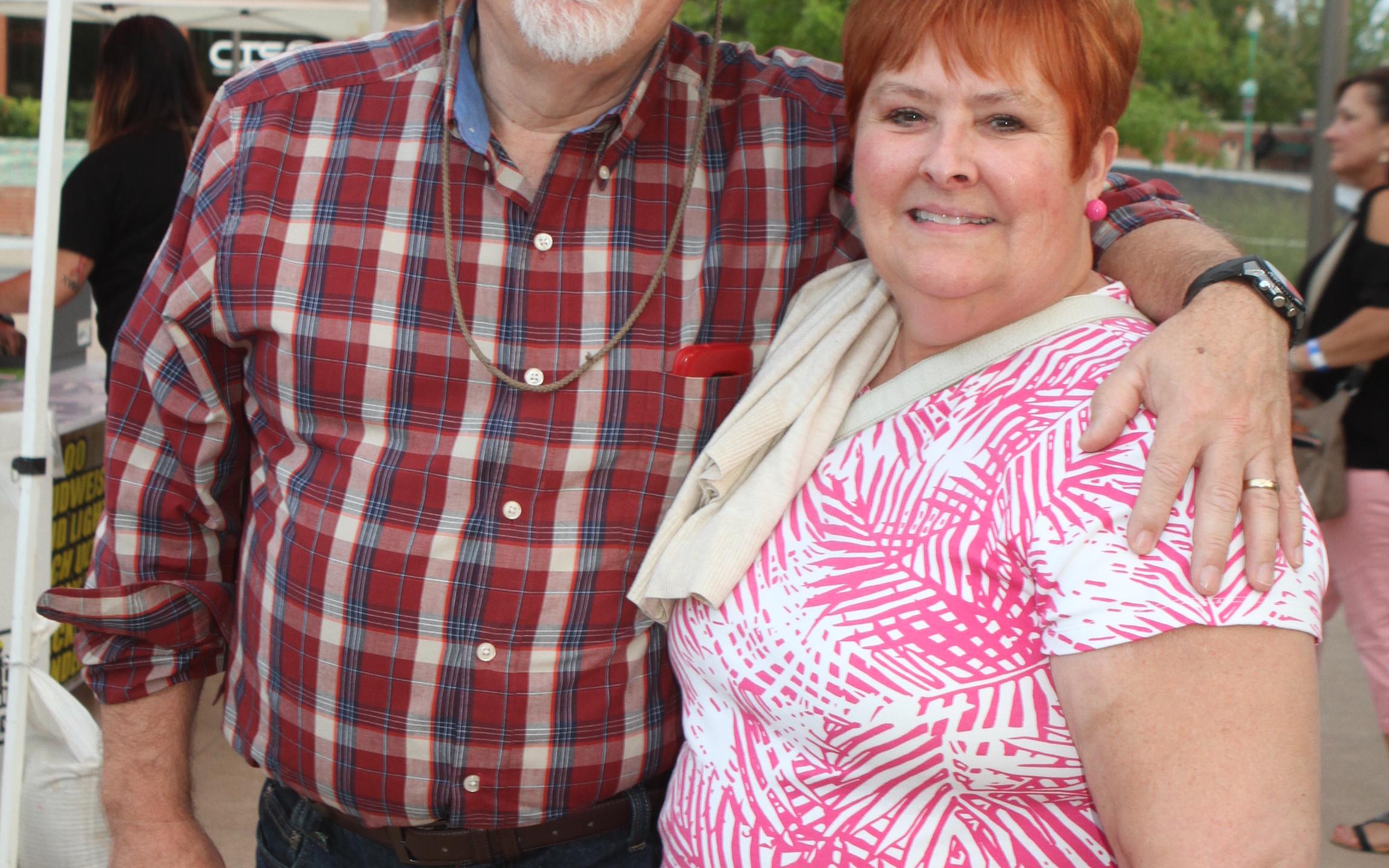 Ron & Claudia Erb