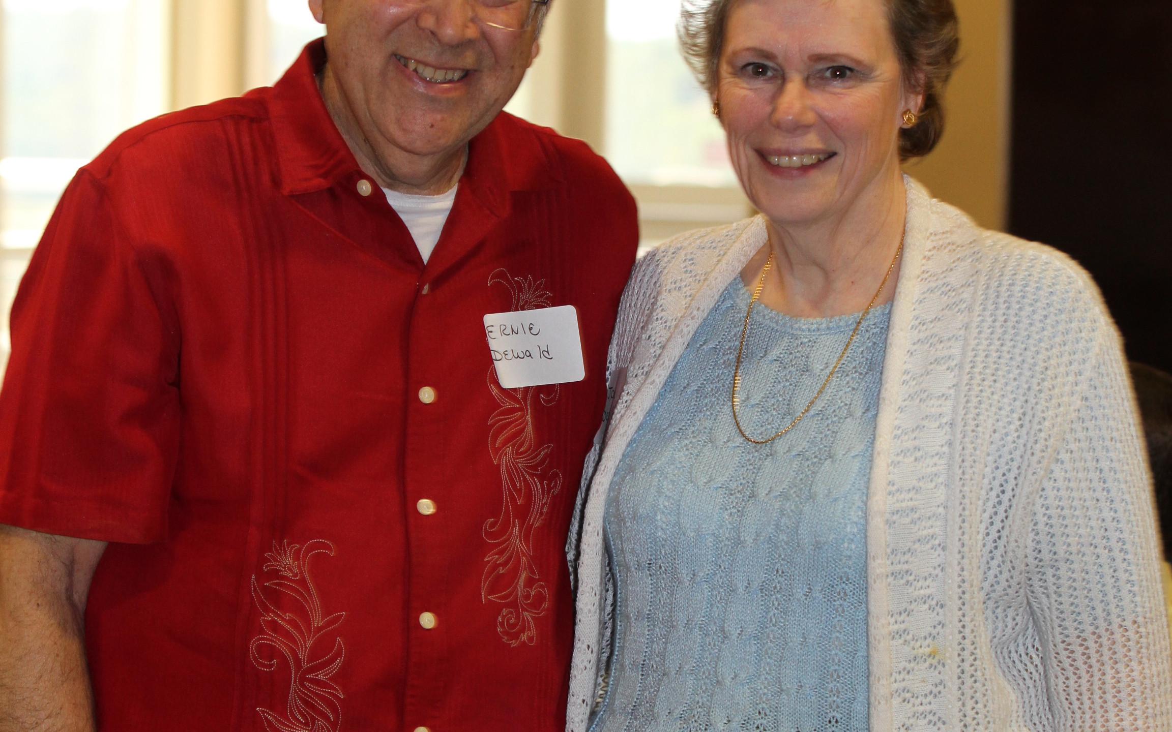 Ernie & Joan DeWald