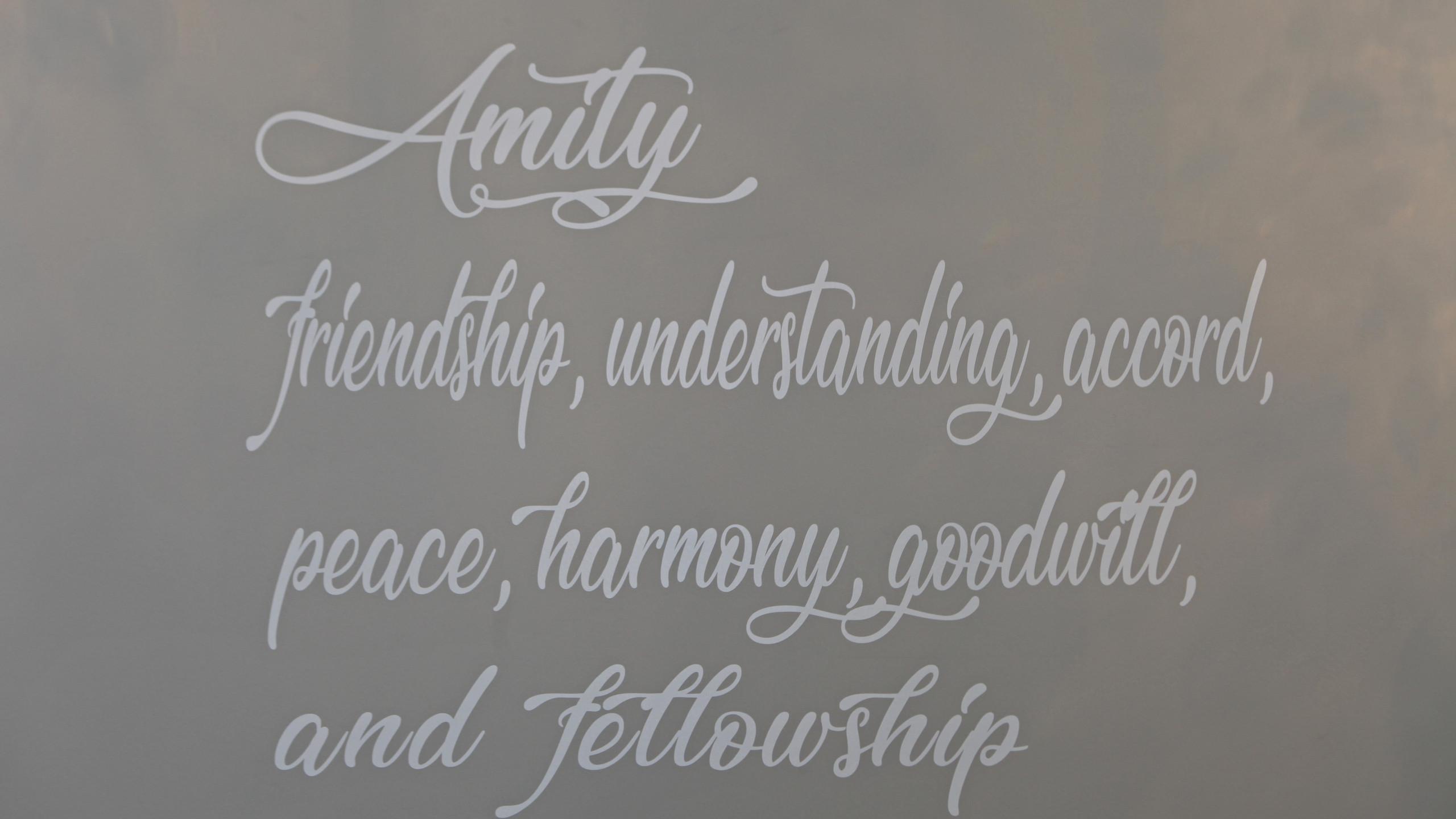 Amity Salon 1
