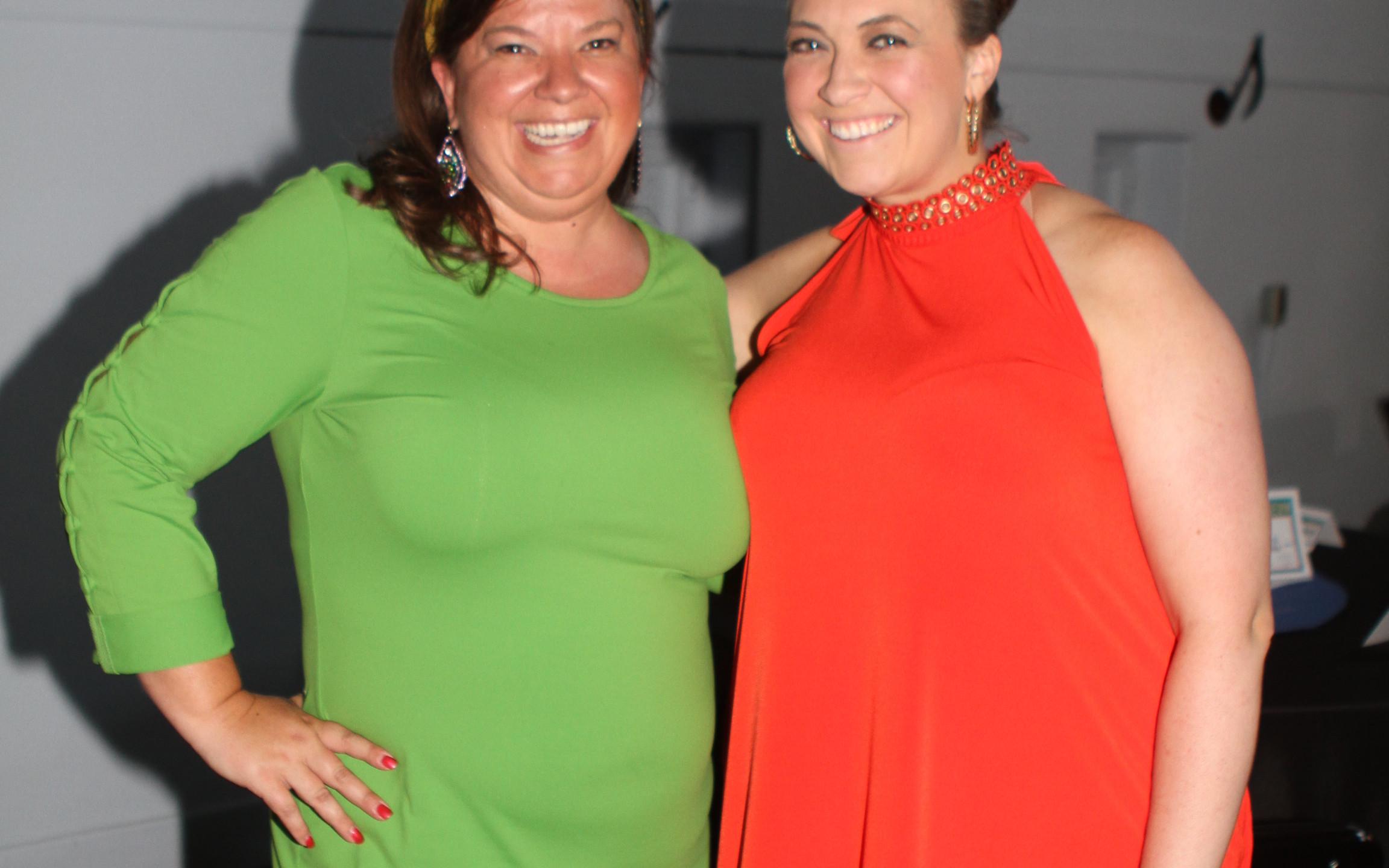 Julie & Alissa Keller