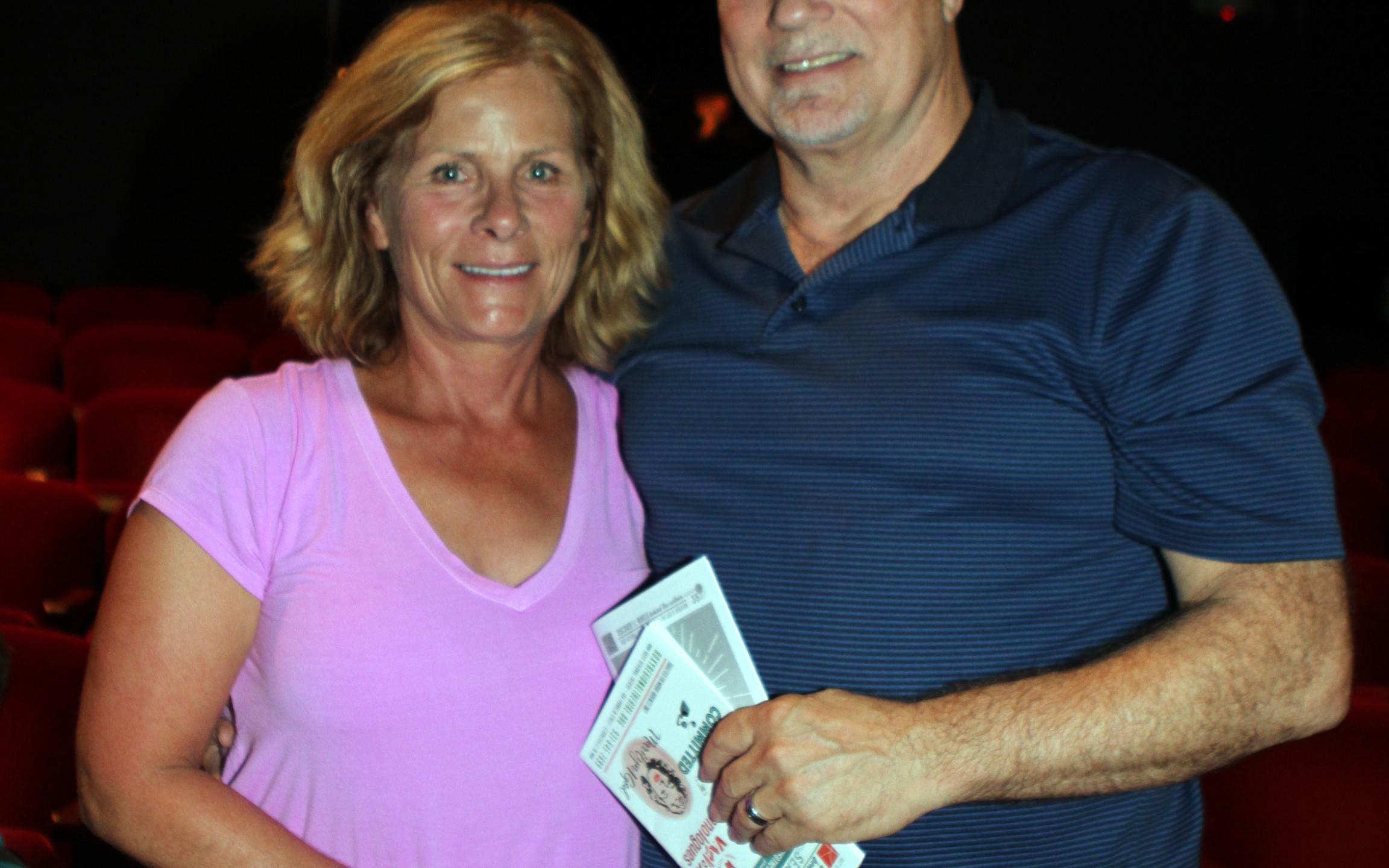 Cindy & Jim O'Bryan