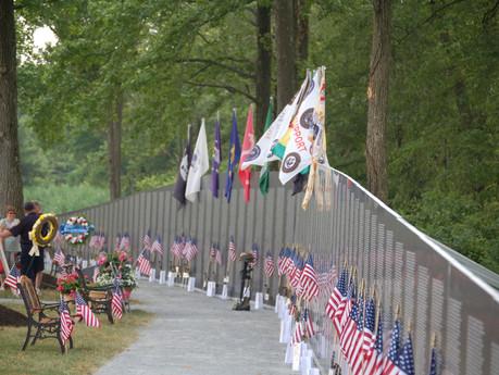 A Warm Welcoming: Honoring & Celebrating Veterans