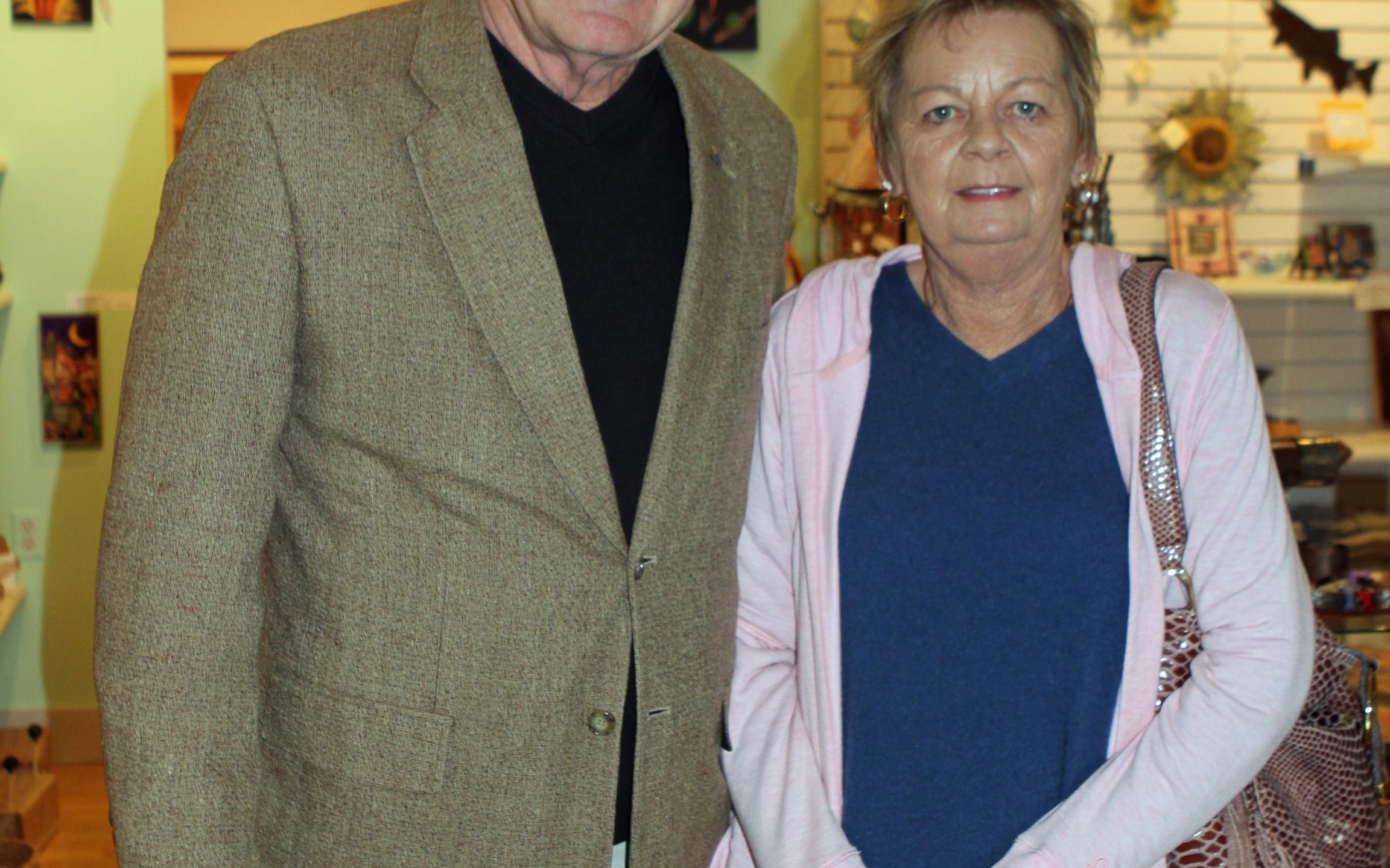 Donnie & Sheila Holland