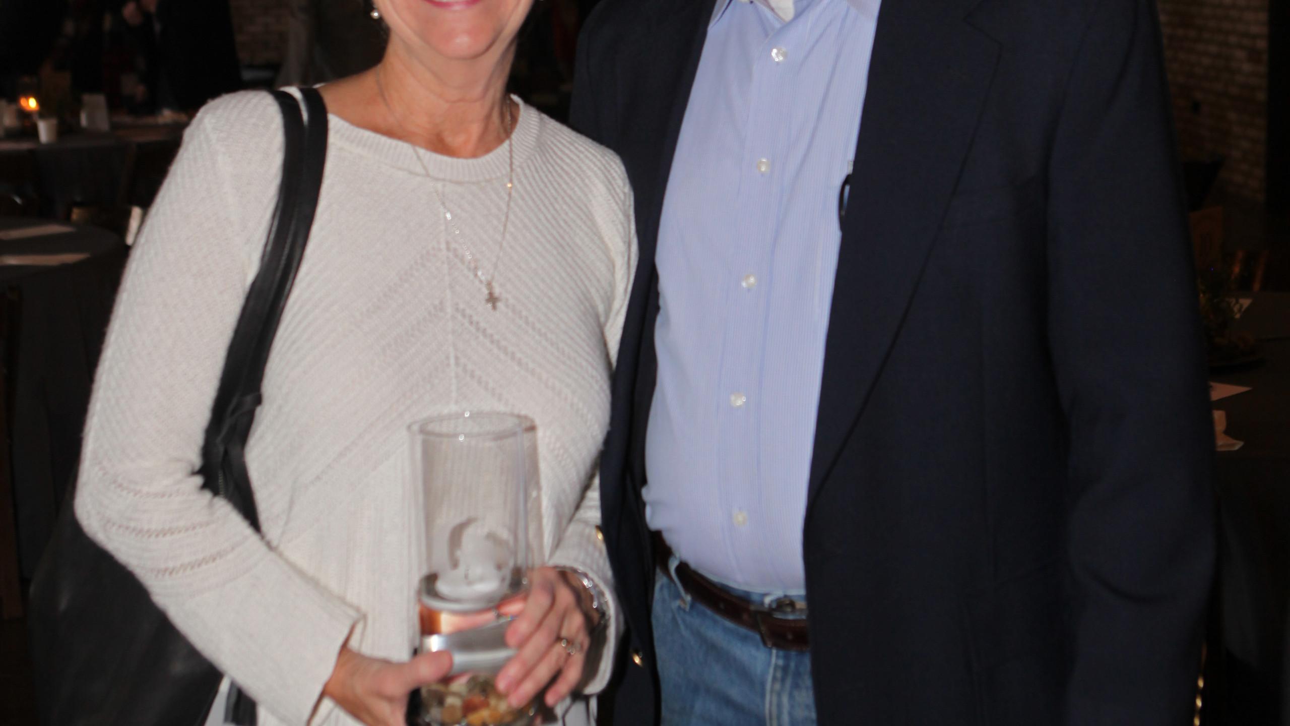 Theresa & Mike Harrison
