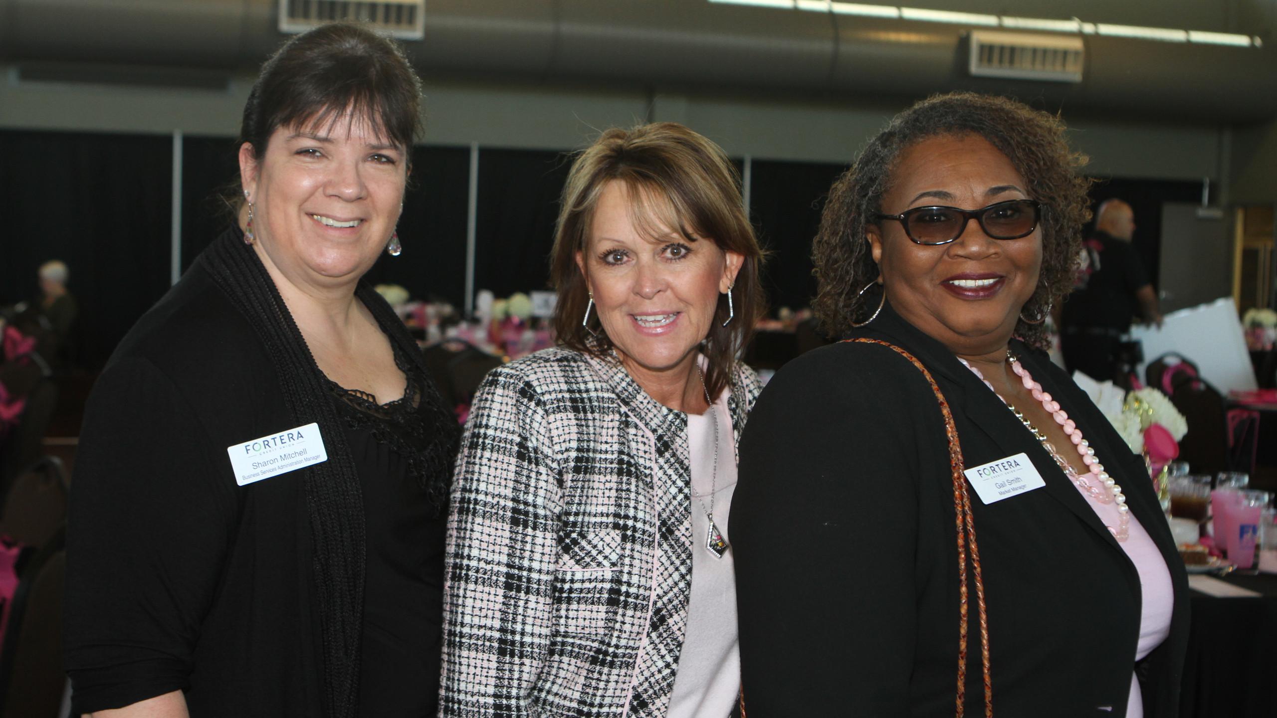Sharon Mitchell, Patty Hemmingsen, Gail