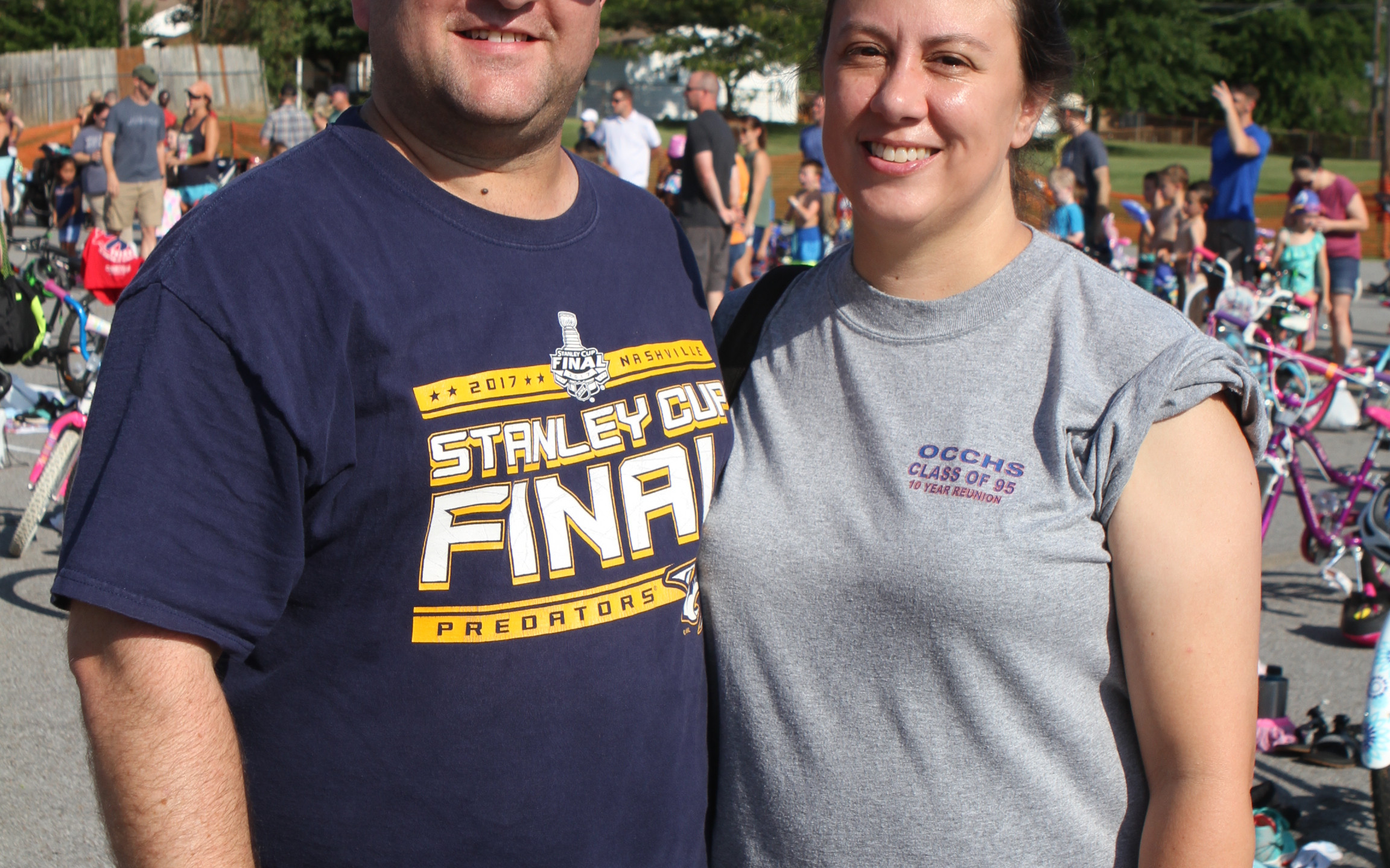 Mike & Tammy Reed