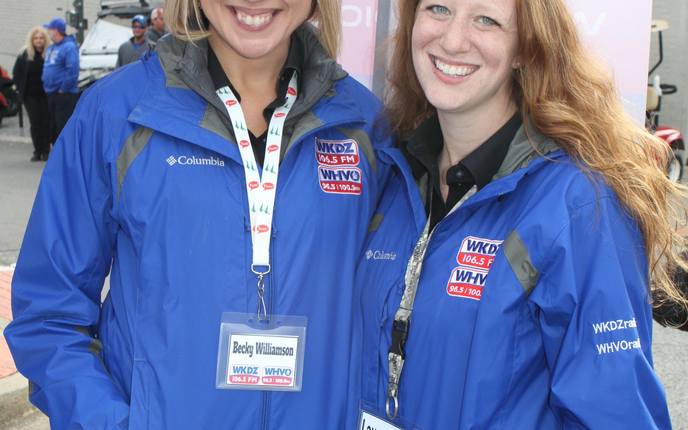 Becky Williamson, Lauren Atcher