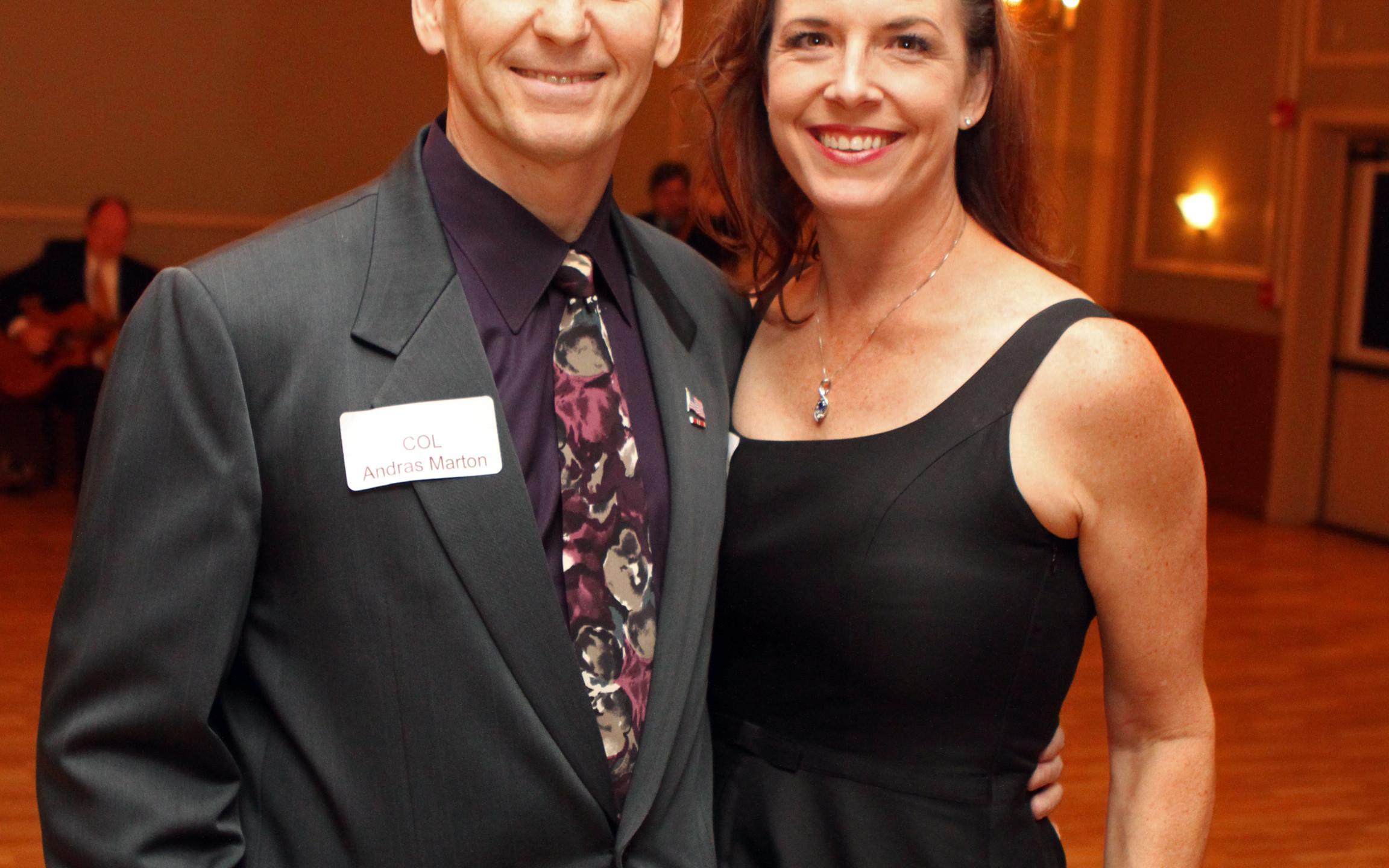 Andras & Gina Marton