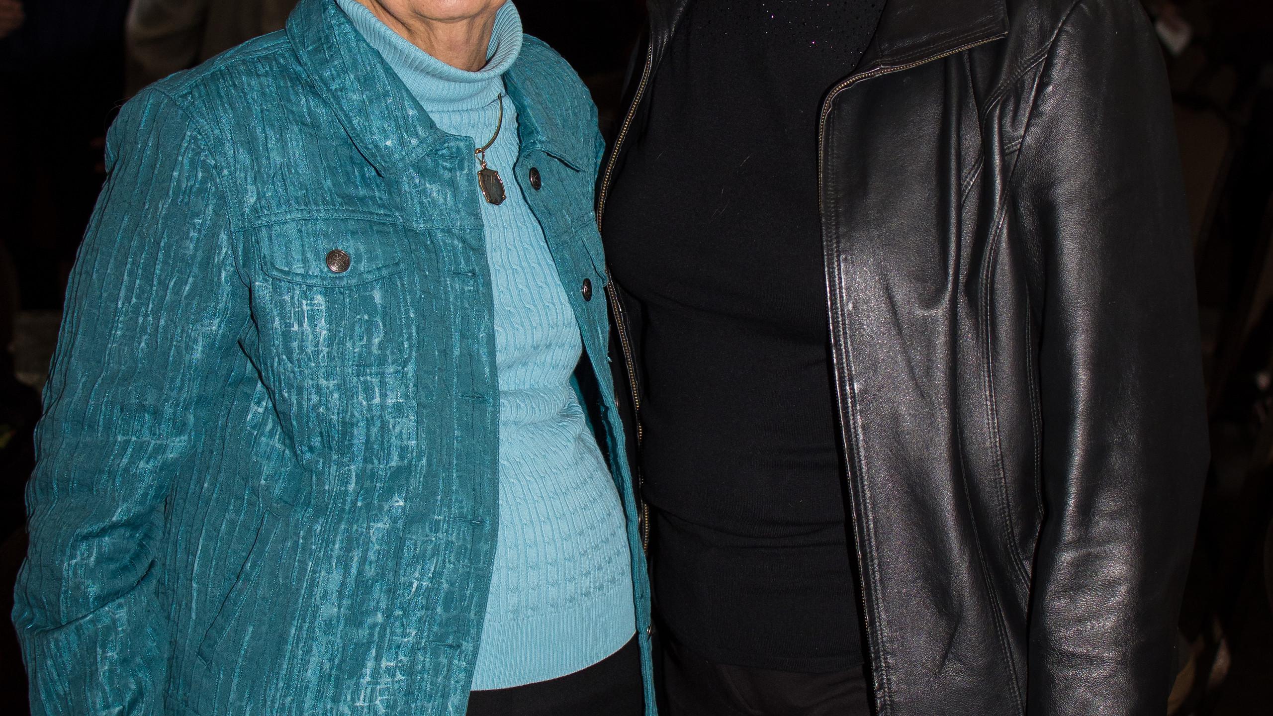 Dottie Mann and Karen Sorenson
