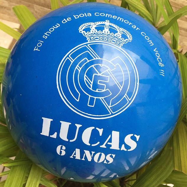 Bola Real Madrid