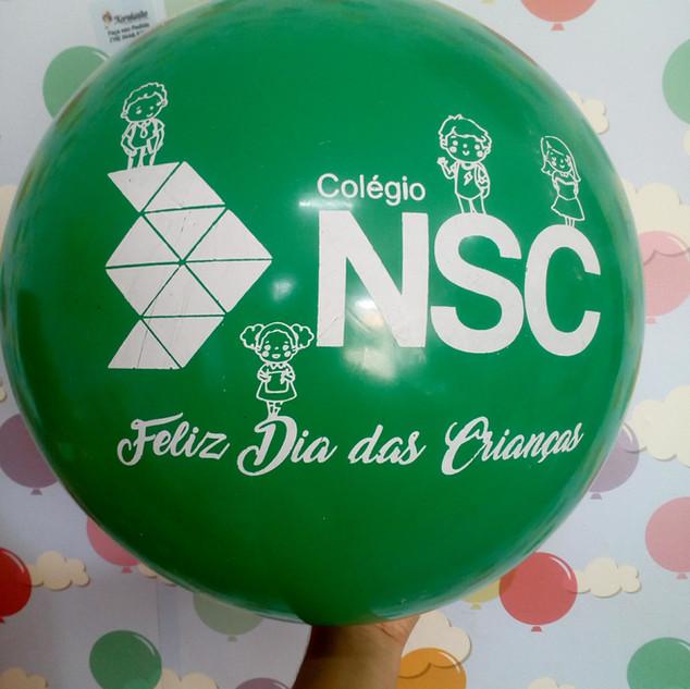 Bola Colégio NSC COC