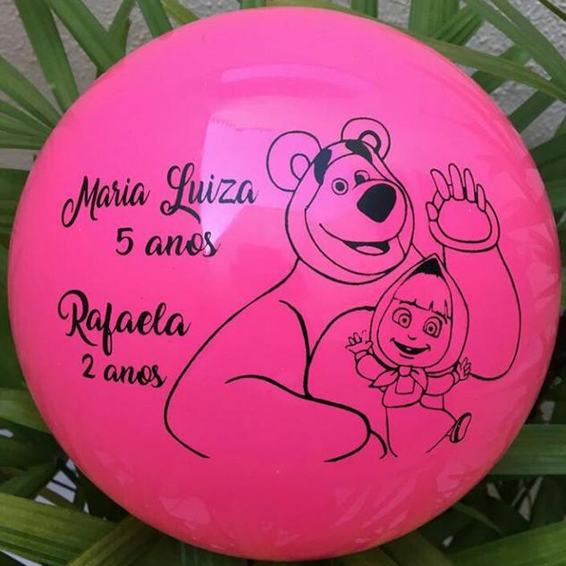 Bola Masha e Urso
