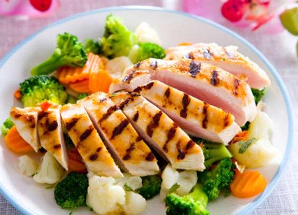 Dieta 1000 kcal bezglutenowa (28dni)