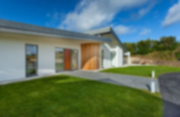 Energy efficient new build in South Hams