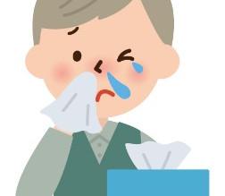 過敏性鼻炎 お客様の声