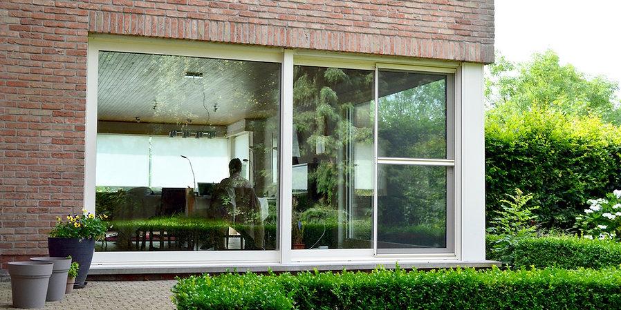 Ramen wondelgem ( VINCK ramen, deuren & woonveranda's)