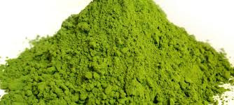 The powerful Matcha powder
