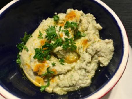 The party dip cauliflower humus