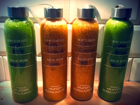The Five-Day Juice Detox – Day Four