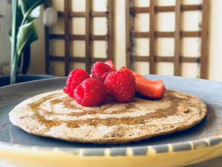 The Healthy and Nutritious Banana Pancakes