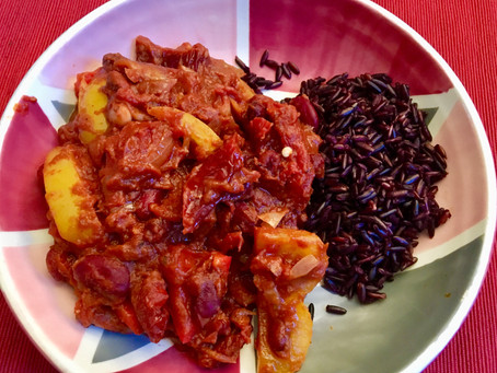 The Chili Sin Carne (and the power of beans)