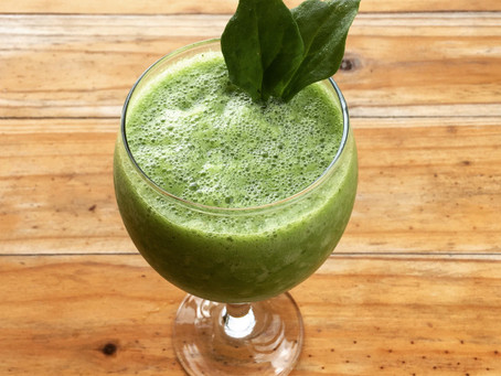 The Green Power Smoothie