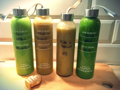 The Five-Day Juice Detox – Day Five!