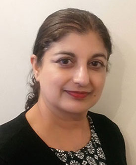 Introduction to our Gold CCG founding member: Parminder Soar