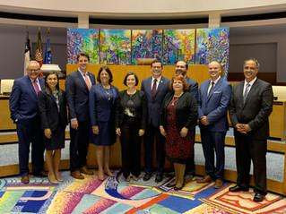 California Portuguese-American Coalition Leads a Delegation of California Legislators to the Azores