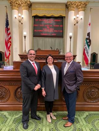 California Portuguese-American Coalition in Sacramento