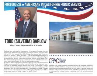 Todd (Silveira) Barlow - Kings County Supertintendent of Schools