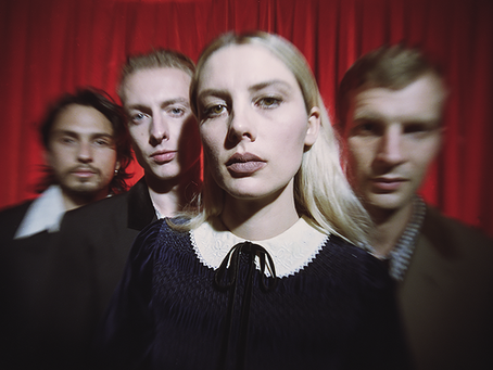 LOUDER NEWS: Wolf Alice shortlisted for 2021 Hyundai Mercury Prize