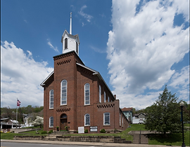 West Virginia- Andrews Methodist Episcopal Church.PNG